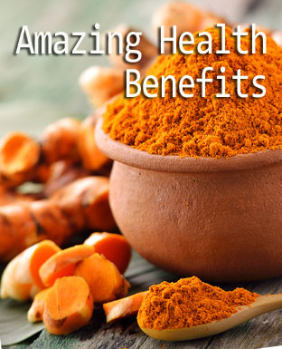 health benefits of tumeric