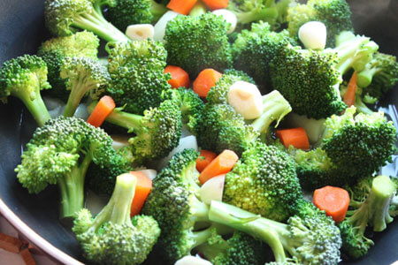 help your kids to eat more vegetables