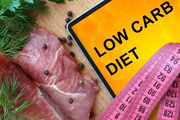 Low Carb Weekly Menu Plan