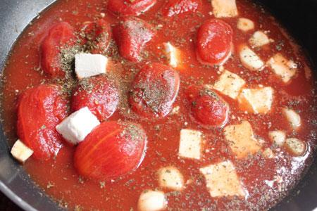 creamy soup tomato