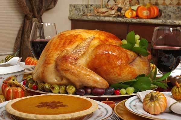 Less Stress For Thanksgiving Dinner This Year