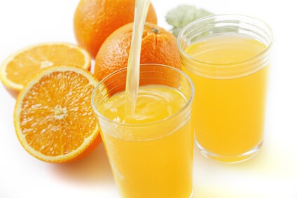Orange juice for best juicer