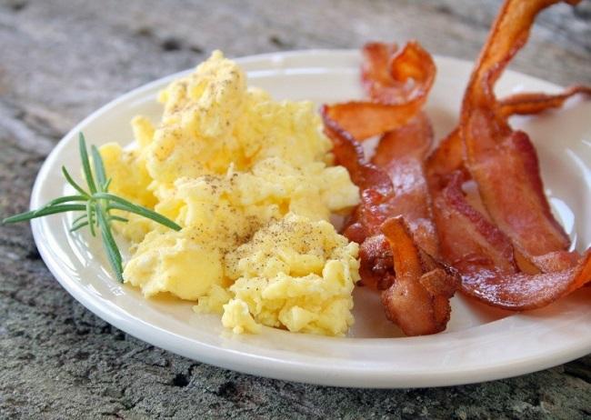 Basic Scrambled Egg Recipe