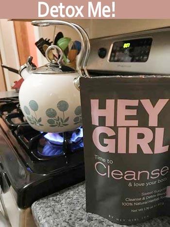 healthy detox tea