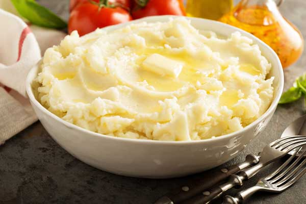 what to served with mashed potatoes