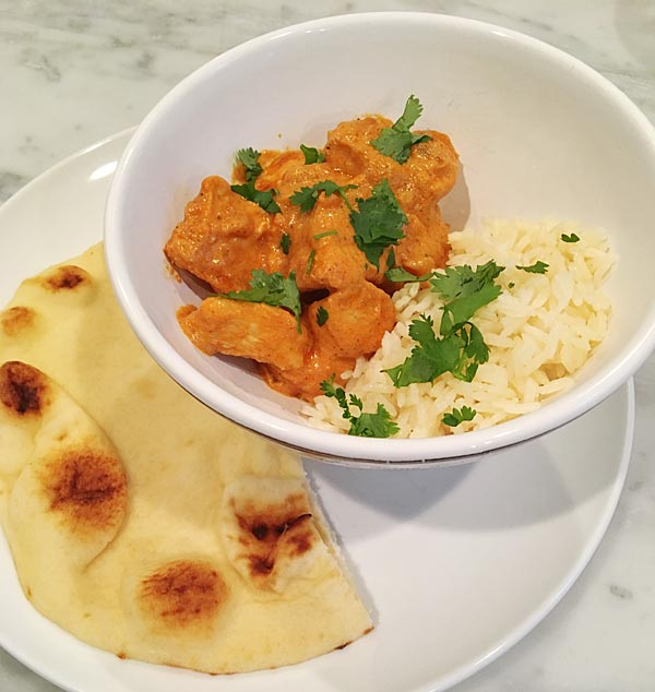 Tasty Butter Chicken
