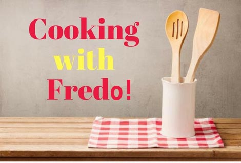 Dad Cooks Dinner - Cooking with Fredo