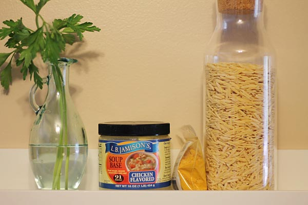 jar of soup base