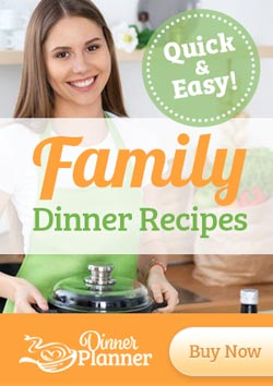 Dinner Planner Cookbook