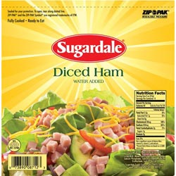 diced and cubed ham perfect for quick dinners